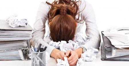 Stress da rientro al lavoro
